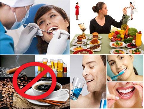 Chú ý chăm sóc răng miệng đúng cách để phòng ngừa đau răng hiệu quả