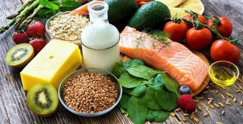 Có chế độ dinh dưỡng hơp lý