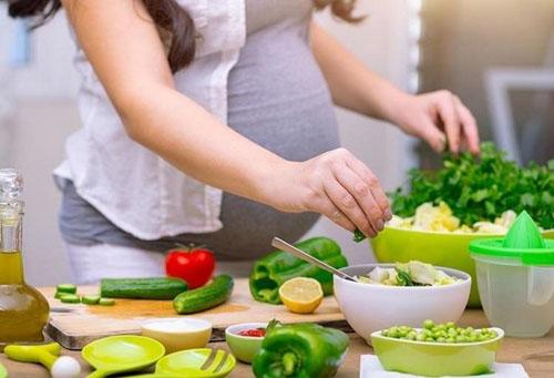 Có chế độ dinh dưỡng phù hợp