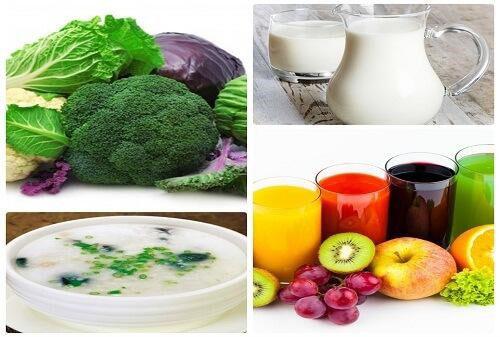 Những thực phẩm khuyến dùng sau khi hàn răng