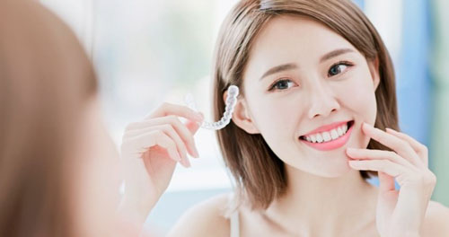 Niềng răng trong suốt chỉ phù hợp cho răng có mức độ sai lệch nhẹ