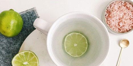 Nước cốt chanh bí kíp đơn giản