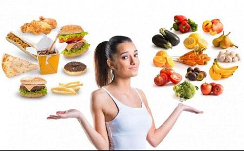 Lựa chọn dinh dưỡng phù hợp