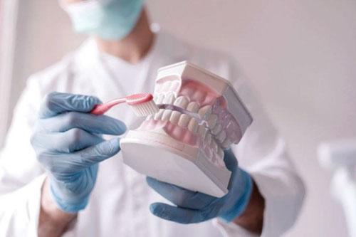 Lưu ý cách chăm sóc răng sứ
